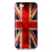 TPU skal, Retro UK flagga, iPhone 7