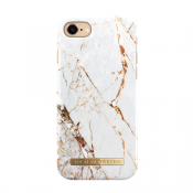 iDeal Fashion Case magnetskal, Carrara Gold, iPhone 7