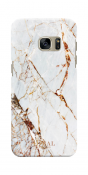 iDeal Fashion Case magnetskal Carrara Gold, Samsung Galaxy S7