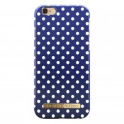 iDeal Fashion Case, Blue Polka Dots, iPhone 6/6S