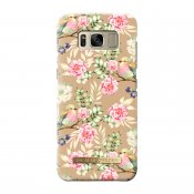 iDeal Fashion Case, Champagne Birds, Samsung Galaxy S8