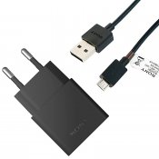 Sony original laddare QuickCharge UCH10 + EC803 1m micro-USB kabel