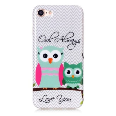TPU skal, Owl always love you, iPhone 7