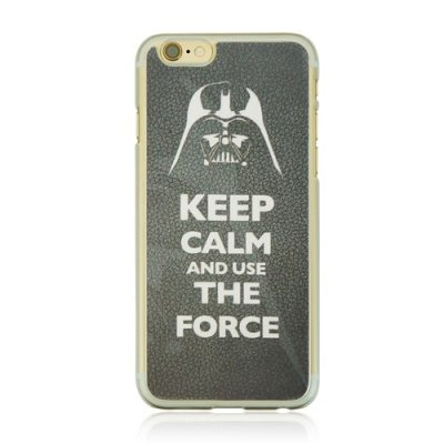 Hårt skal, Keep calm and use the force, iPhone 6/6s Plus