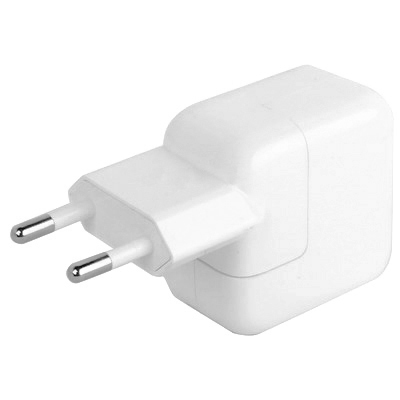 Apple original USB-strömadapter, 2.1A-12W vit, MD836ZM/A