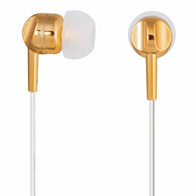 Hörlur EAR3005 In‑ear, guld, THOMSON