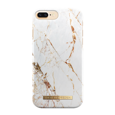 iDeal Fashion Case, Carrara Gold magnetskal iPhone 7 Plus