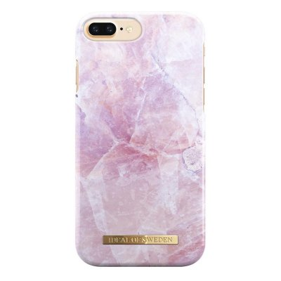 iDeal Fashion Case, Pilion Pink Marble, magnetskal till iPhone 7 Plus