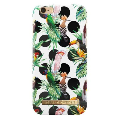 iDeal Fashion Case, Tropical Dots, magnetskal iPhone 6/6S,