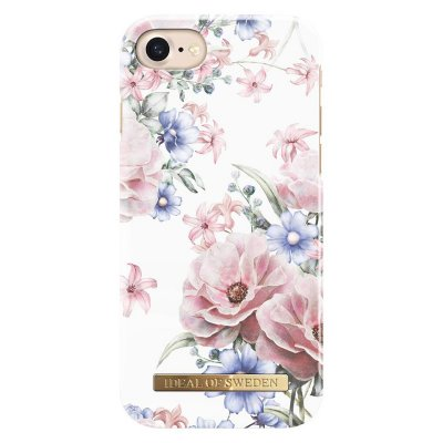 iDeal Fashion Case, Floral Romance, magnetskal till iPhone 6/6S & 7