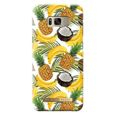 iDeal Fashion Case, Banana Coconut, Galaxy S8 Plus
