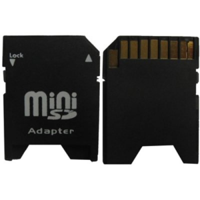 Mini-SD adapter till SD