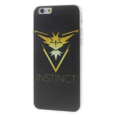 TPU skal, Pokemon Go, Instinct, iPhone 6s Plus / 6 Plus