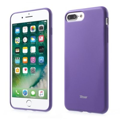ROAR KOREA TPU Skal, Lila, iPhone 7 Plus